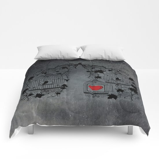 Cages Comforters