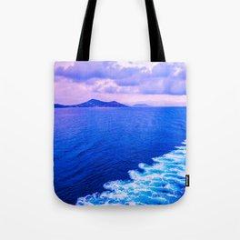 Aegean sea Tote Bag