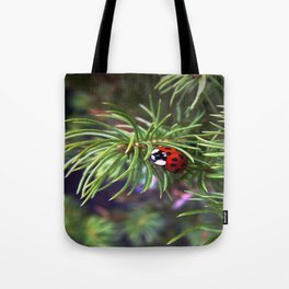 The Ladybird Tote Bag