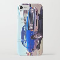 ford iPhone & iPod Cases featuring Roadside ford by Vorona Photography