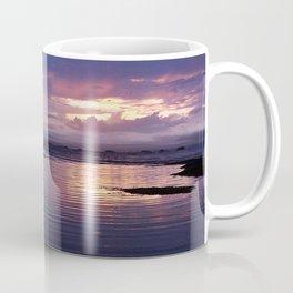 Sunset Split Coffee Mug