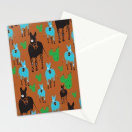 Desert Life One Stationery Cards