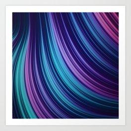 // WAVY // Art Print