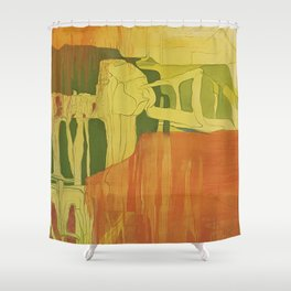 Commodity  Shower Curtain