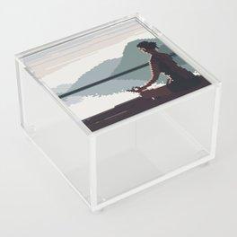Meditation Acrylic Box