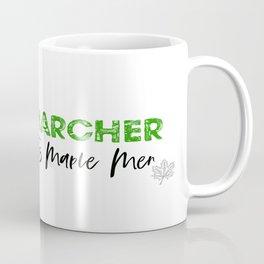 Team Archer Coffee Mug