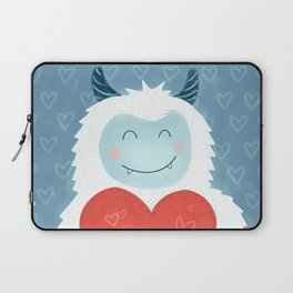 Yeti Love Monster Laptop Sleeve