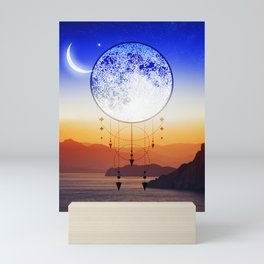 Mystic Moon #1 Mini Art Print