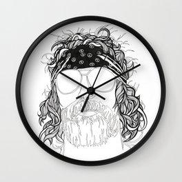 Donavon Frankenreiter Wall Clock