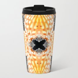 Mandala4 Metal Travel Mug