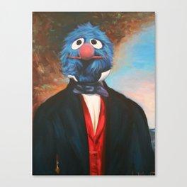 Governor Grover Canvas Print
