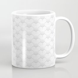 Light Tech hexagon 01 Coffee Mug