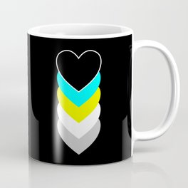 Requiessexuality in Shapes Coffee Mug