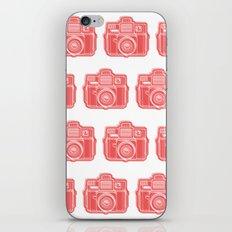 I Still Shoot Film Holga Logo - Red iPhone Skin