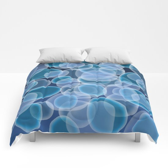 serie acqua:reflctions variant Comforters