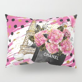 Fashion Paris #1 Pillow Sham