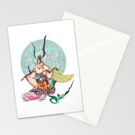 Dhamma Guardian Stationery Cards