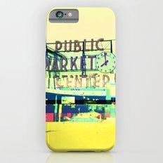 Pike Place Market | Project L0̷SS   iPhone 6s Slim Case