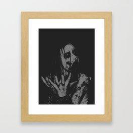 DARK PT 82 Framed Art Print