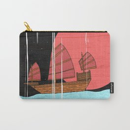Oriental Sailing Carry-All Pouch