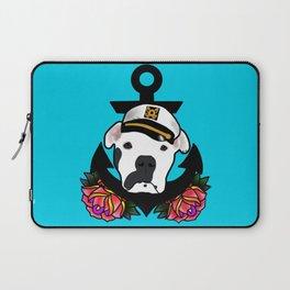 Sailor Stache Laptop Sleeve