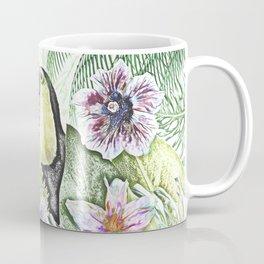TOUCAN IN THE JUNGLE Coffee Mug