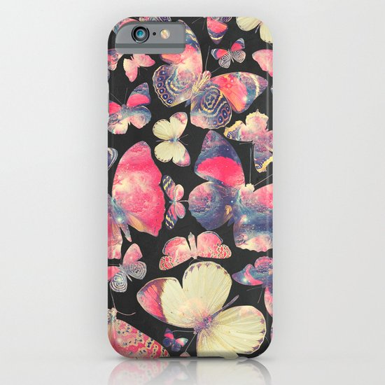 Come with me butterflies II. iPhone & iPod Case