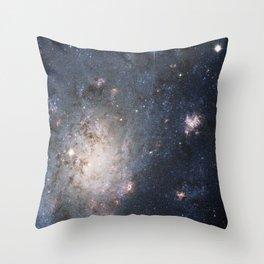 NGC 2403 Galaxy Throw Pillow