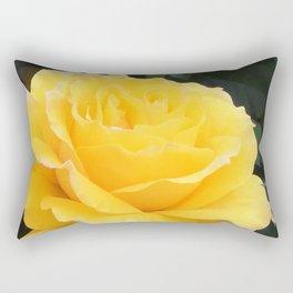 My Yellow Rose Rectangular Pillow