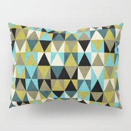 Triangles I Pillow Sham