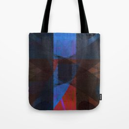 the eccentric shock of my insecurity Tote Bag