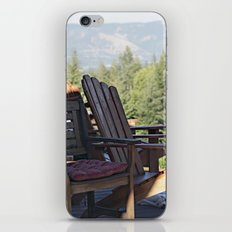 Breathe In iPhone & iPod Skin