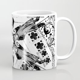 Medieval Madness Mandala Gothic Symmetry Coffee Mug