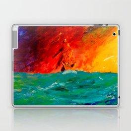 Asking for Help Laptop & iPad Skin