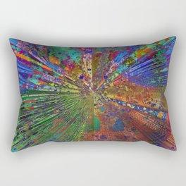 swap througth the future Rectangular Pillow