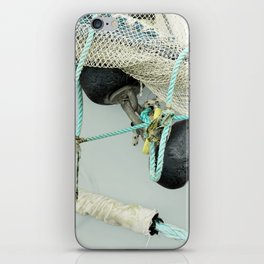 Fishermens Work iPhone Skin
