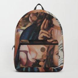 Jesus loves sex Backpack