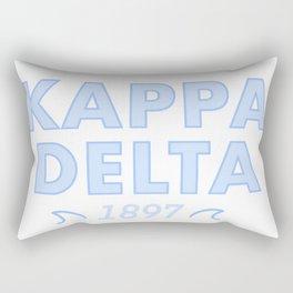 Stay Wavy KD Rectangular Pillow