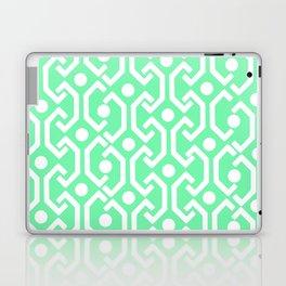 Ethnic Pattern (Mint) Laptop & iPad Skin