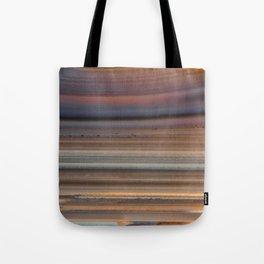 Back Lit Agate Tote Bag