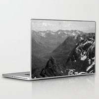 jon snow Laptop & iPad Skins featuring Archangel Valley by Kevin Russ
