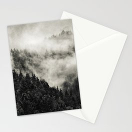 In My Other World // Old School Retro Edit Stationery Cards