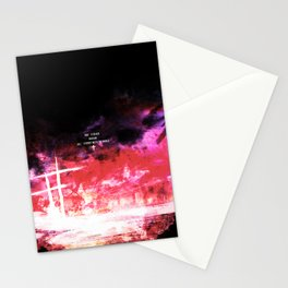 God's in his heaven Stationery Cards