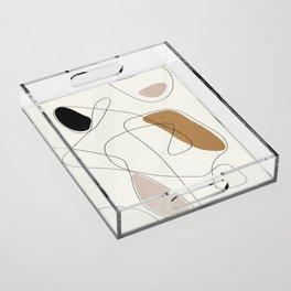 Thin Flow II Acrylic Tray