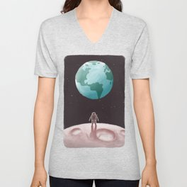 Long Way Home Unisex V-Neck
