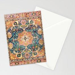 Amritsar Punjab North Indian Rug Print Stationery Cards