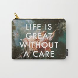 Swing Without A Care Carry-All Pouch