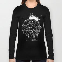 PENTACUTIES Long Sleeve T-shirt