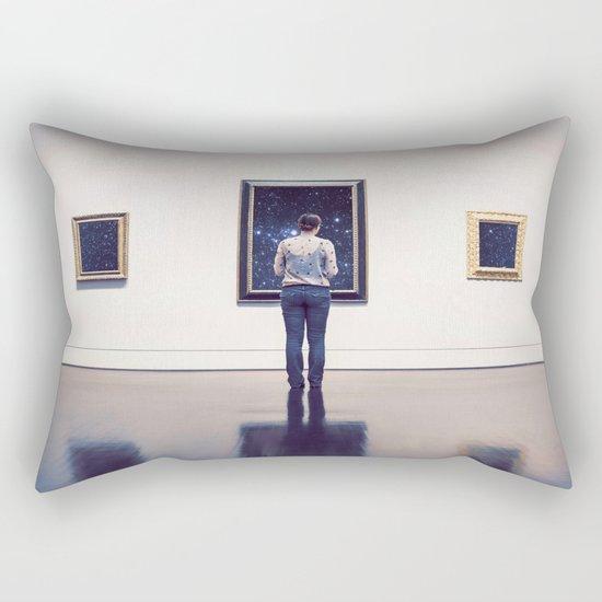 Future Gallery Rectangular Pillow
