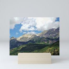 Summer in Telluride Mini Art Print